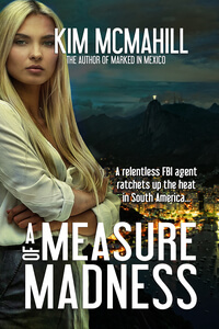 Read the fourth installment in the Risky Research series: A Measure of Madness by Kim McMahill @kimmcmahill #RLFblog #RomanticSuspense