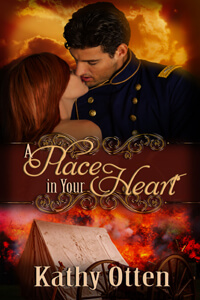 Know the Heroine from A Place in Your Heart by Kathy Otten @kathyotten #RLFblog #Historical Romance