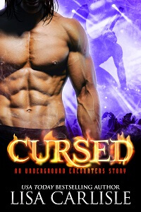 Cursed, by Lisa Carlisle #FreeBookFriday #Read