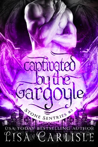 Captivated by the Gargoyle by Lisa Carlisle @lisacbooks #RLFblog #PNR