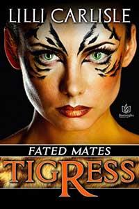 Tigress by Lilli Carlisle @LilliCarlisle #RLFblog #Paranormal