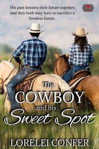 Coming Soon: The Cowboy and his Sweet Spot by Lorelei Confer @loreleiconfer #RLFblog #SmallTownRomance