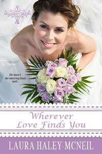 Wherever Love Finds You by Laura Haley-McNeil @laurarmcneil #RLFblog #NewRelease #Contemporary Romance
