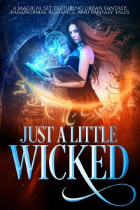 Just A Little Wicked by Lily Luchesi @LilyLuchesi #RLFblog #NewRelease #Fantasy