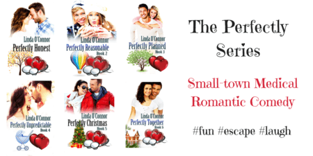 Read the series: Perfectly Honest (Perfectly Series Book 1) by Linda O'Connor @LindaOConnor98 #RLFblog #MedicalRomance