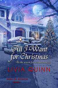 All I Want for Christmas by Livia Quinn @liviaquinn #RLFblog #Christmas #Romance