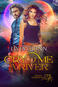 Cry Me a River by Livia Quinn @liviaquinn #RLFblog #Paranormalromance
