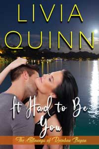 When the Right One Comes Along by Livia Quinn @liviaquinn #RLFblog #NewRelease #contemporaryromance