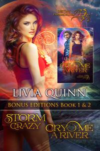 Storm Crazy Bonus Edition by Livia Quinn @liviaquinn #RLFblog #PNR #Paranormal
