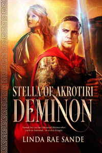 Stella of Akrotiri: Deminon by Linda Rae Sande #FreeBookFriday #Read