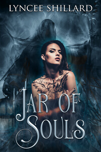 Coming Soon: Jar of Souls by Lyncee Shillard @lyncee #RLFblog #Romance #Horror