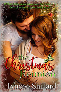 The Christmas Reunion by Lyncee Shillard #ChristmasRomance #RLFblog #Read