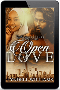 Know the Heroine: Hafsah Brooks from Open to Love by Lyndell Williams @laylawriteslove #RLFblog #Interracial Romance