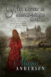 The Mystery at Falconbridge Hall by Maggi Anderson #FreeBookFriday #Read