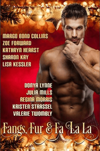 Fangs, Fur and Fa La La by Margo Bond Collins #ChristmasRomance #Read