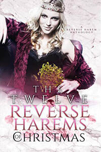 Twelve Reverse Harems of Christmas by Margo Bond Collins #ChristmasRomance #Read