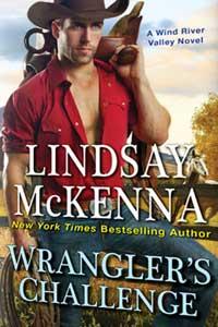 Wranglers Challenge by Lindsay McKenna @lindsaymckenna #RLFblog #western #romance