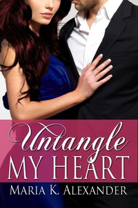 Untangle My Heart by Maria K Alexander #ChristmasRomance #Read