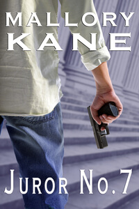 Read the Romantic Suspense Juror No 7 by Mallory Kane @mallorykane #RLFblog #NewRelease #RomanticSuspense