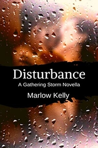 Read #RomanticSuspense Disturbance by Marlow Kelly @want2write #RLFblog