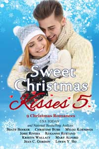 Sweet Christmas Kisses 5 by Milou Koenings @MilouKoenings #RLFblog #NewRelease #sweetromance