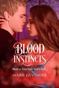 Is It True: Blood Instincts by Marie Lavender @marielavender1 #RLFblog #ParanormalRomance #PNR