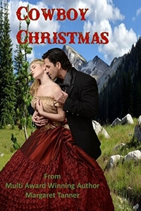 Cowboy Christmas by Margaret Tanner #ChristmasRomance #Read