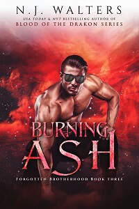 Meet NJ Walters @njwaltersauthor Author of Burning Ash #RLFblog #PNR