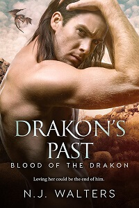 Is It True: Drakon's Past by NJ Walters @njwaltersauthor #RLFblog #PNR