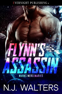 Read the new SciFi Romance Flynn's Assassin by NJ Walters @njwaltersauthor #RLFblog #SciFi #Romance