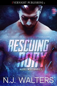 Rescuing Rory by NJ Walters @njwaltersauthor #RLFblog #NewRelease #SciFi #Romance