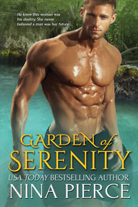 Find a new read with Nina Pierce and Garden of Serenity @NinaPierce #RLFblog #FreeBookFriday #SciFi