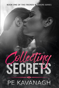Collecting Secrets by PE Kavanagh @pekavanagh #RLFblog #contemporaryromance