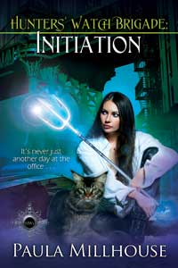 Initiation: It's never just another day at the office Paula Millhouse @pmillhouse #RLFblog #UF #PNR