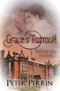 Meet Alfred from Grace's Turmoil by Peter Perrin @PeterPerrin44 #RLFblog #Contemporary
