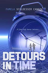 Meet Tabitha from the Detours in Time series by Pamela Schloesser Canepa, @PamSCanepa1 #RLFblog #scifi