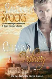 Chasing Ordinary by Pandora Spocks @PandoraSpocksWP #RLFblog #Romance