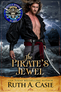 The Pirate's Jewel by Ruth A Casie @RuthACasie #RLFblog #Medievalromance