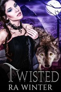 Twisted by RA Winter @RAWinterWriter #RLFblog #paranormalromance