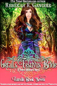 Gerall's Festivus Bride by Rebekah R Ganiere @VampWereZombie #RLFblog #NewRelease #FantasyRomance