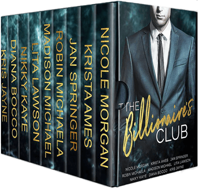 Billionaire Romance, Stealing the Billionaire's Heart (from The Billionaire's Club Limited Edition Collection), by Robin Michaela
