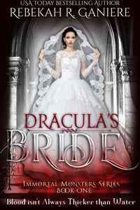 Is It True: Dracula's Bride by Rebekah R Ganiere @vampwerezombie #RLFblog #GothicRomance #ParanormalRomance