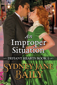 An Improper Situation by Sydney Jane Baily #FreeBookFriday #Read