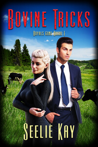 Read the series: Bovine Tricks by Seelie Kay @SeelieKay #RLFblog #RomanticSuspense