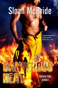 Dangerous Heat by Sloan McBride #FreeBookFriday #Read #Audiobook