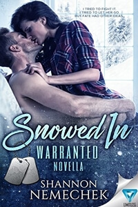 Snowed In by Shannon Nemechek @srnemoauthor #ChristmasRomance #Books
