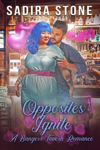 Know the Hero from Opposites Ignite by Sadira Stone @SadiraStone #RLFblog #Steamy #ContemporaryRomance