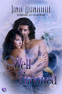 Read the new Well Endowed by Tina Donahue @tinadonahue #RLFblog #PNR #RomanticComedy