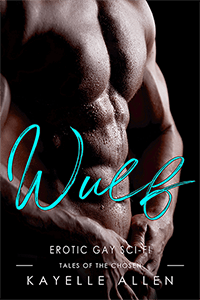 Read any free books lately? #MMRomance #SciFi #RLFblog Wulf by Kayelle Allen