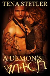 Check out the Character Bucket list of Bruce from A Demon's Witch @TenaStetler #RLFblog #ParanormalRomance
